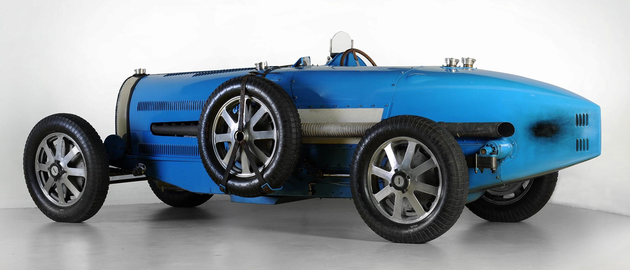 Спортивный Bugatti Type 54