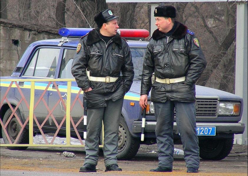 На Украине в 2014 году езда в нетрезвом виде обойдется дороже