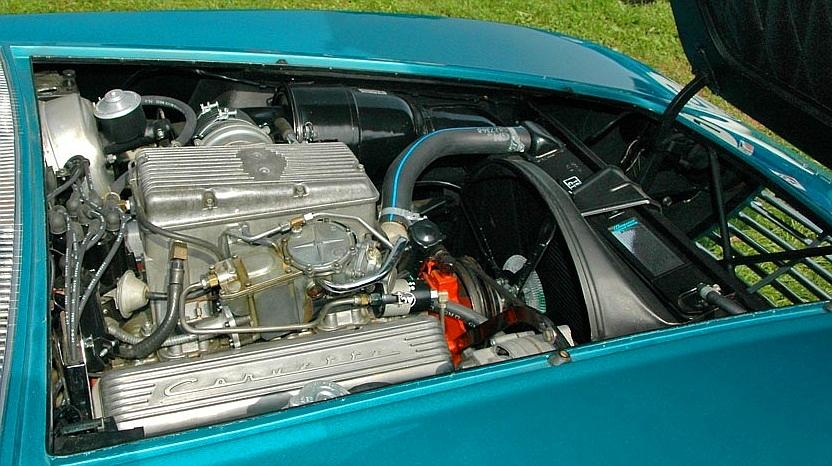 мотор Corvette Rondine
