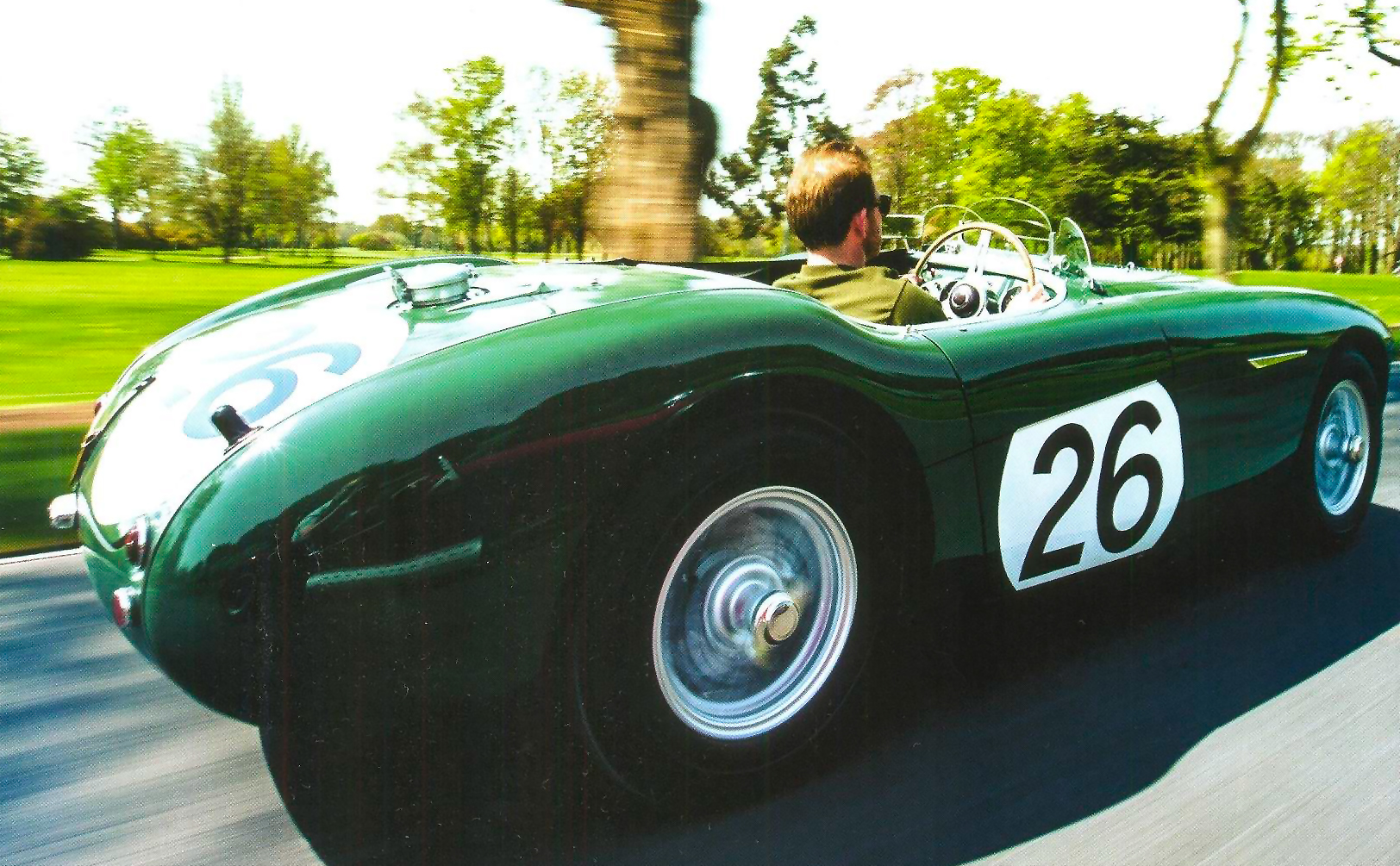 Austin-Healey 100S
