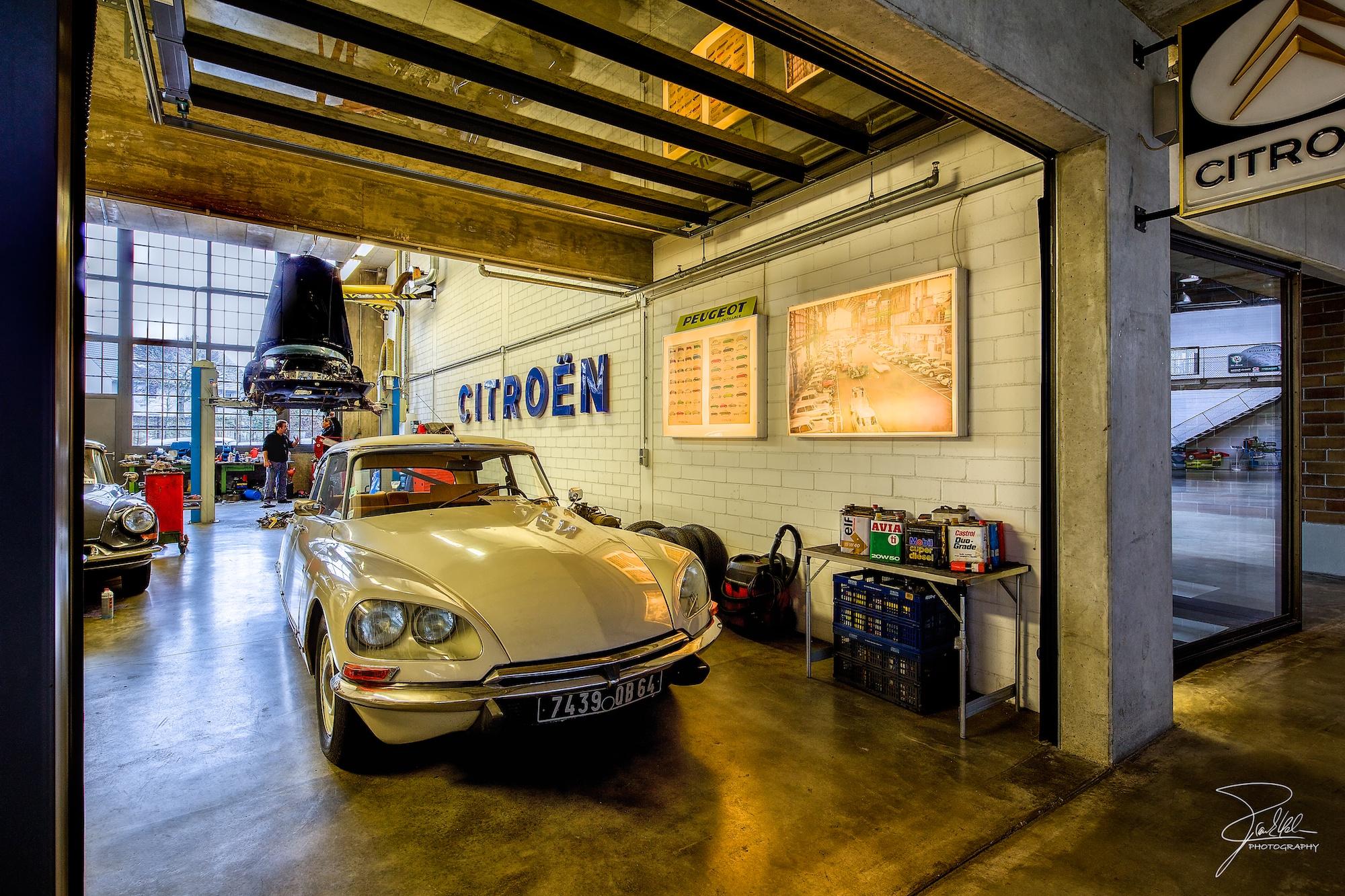 сервис центр Citroen DS