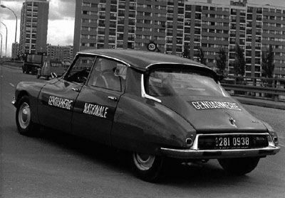 Citroen ID 22 Rootes supercharged