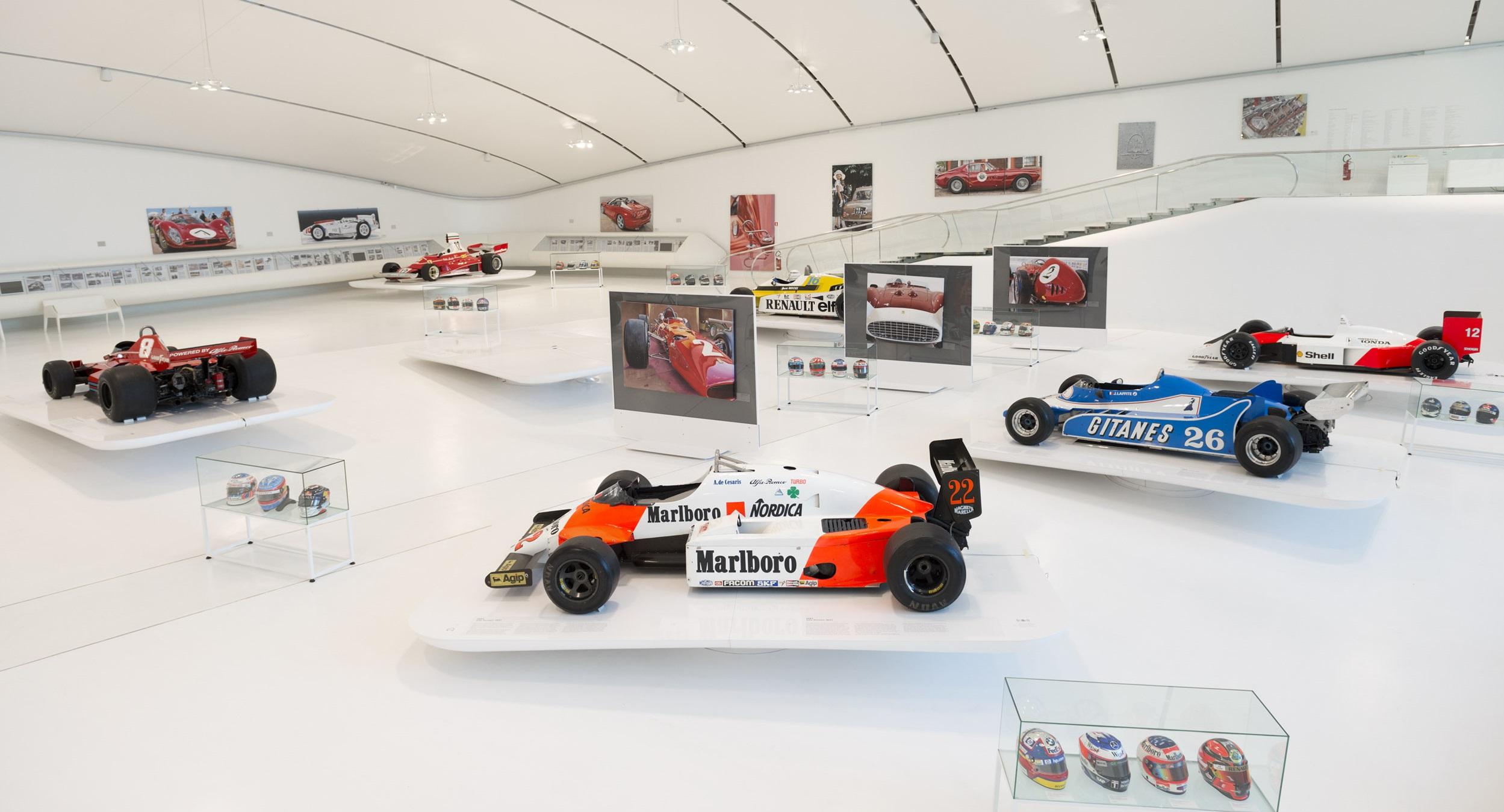 Grand Prix: le monoposto del campionato di Formula 1