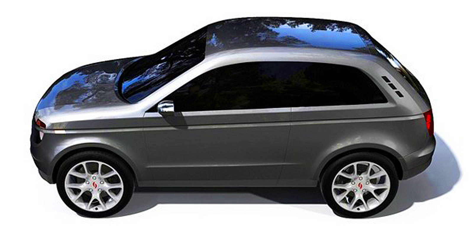 Будущий Chevrolet Niva