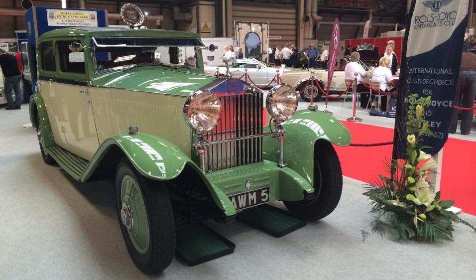 Rolls-Royce 20/25 Barker