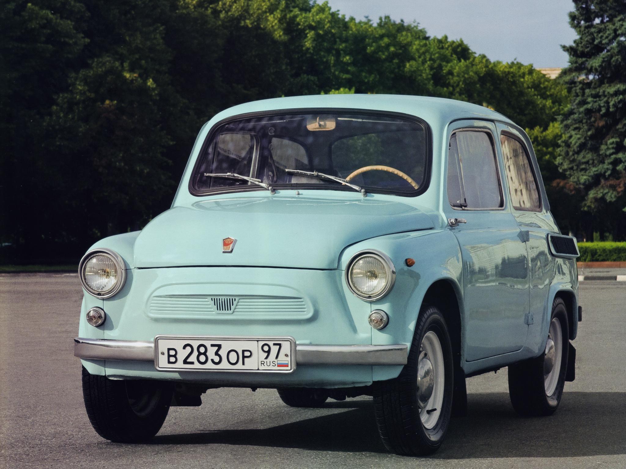 ЗАЗ 965А Запорожец