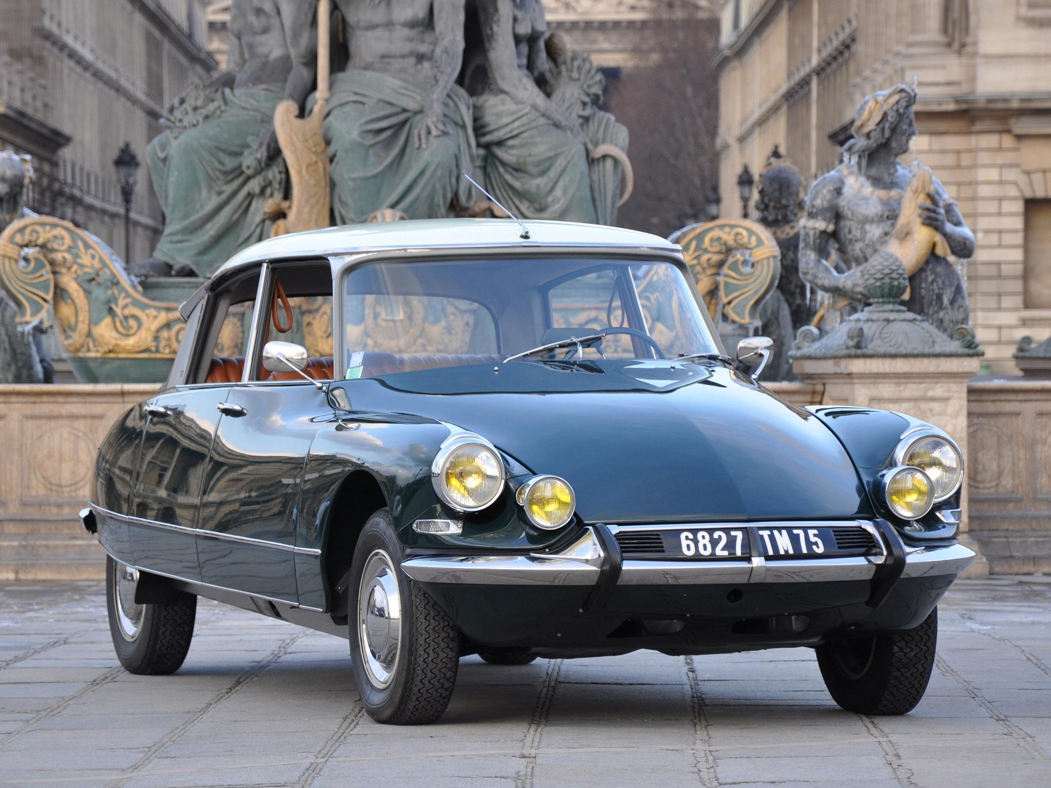 Citroen DS Pallas 1963