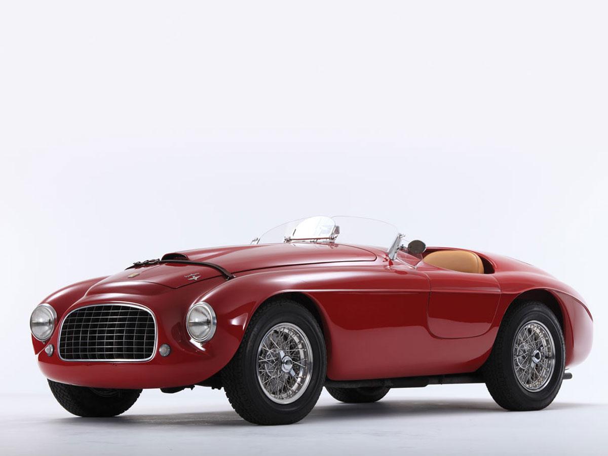 1950 Fontana 166MM