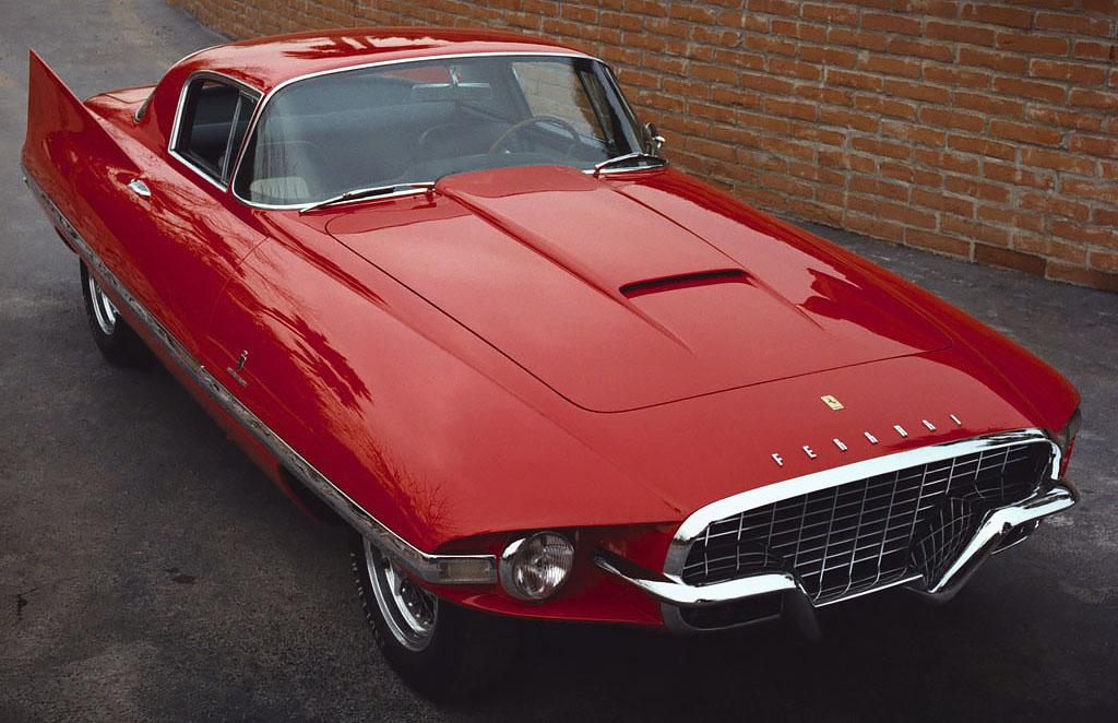 1956 Ghia 410 Superamerica