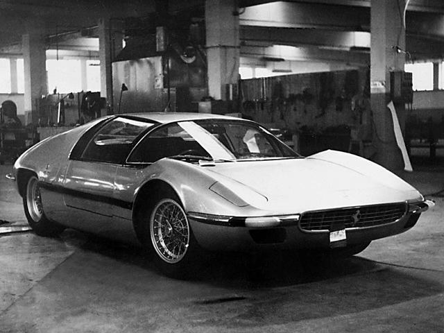 1968 275P2 Speciale