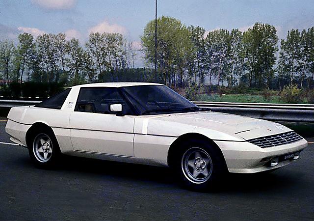 1983 Michelotti 400i Meera S