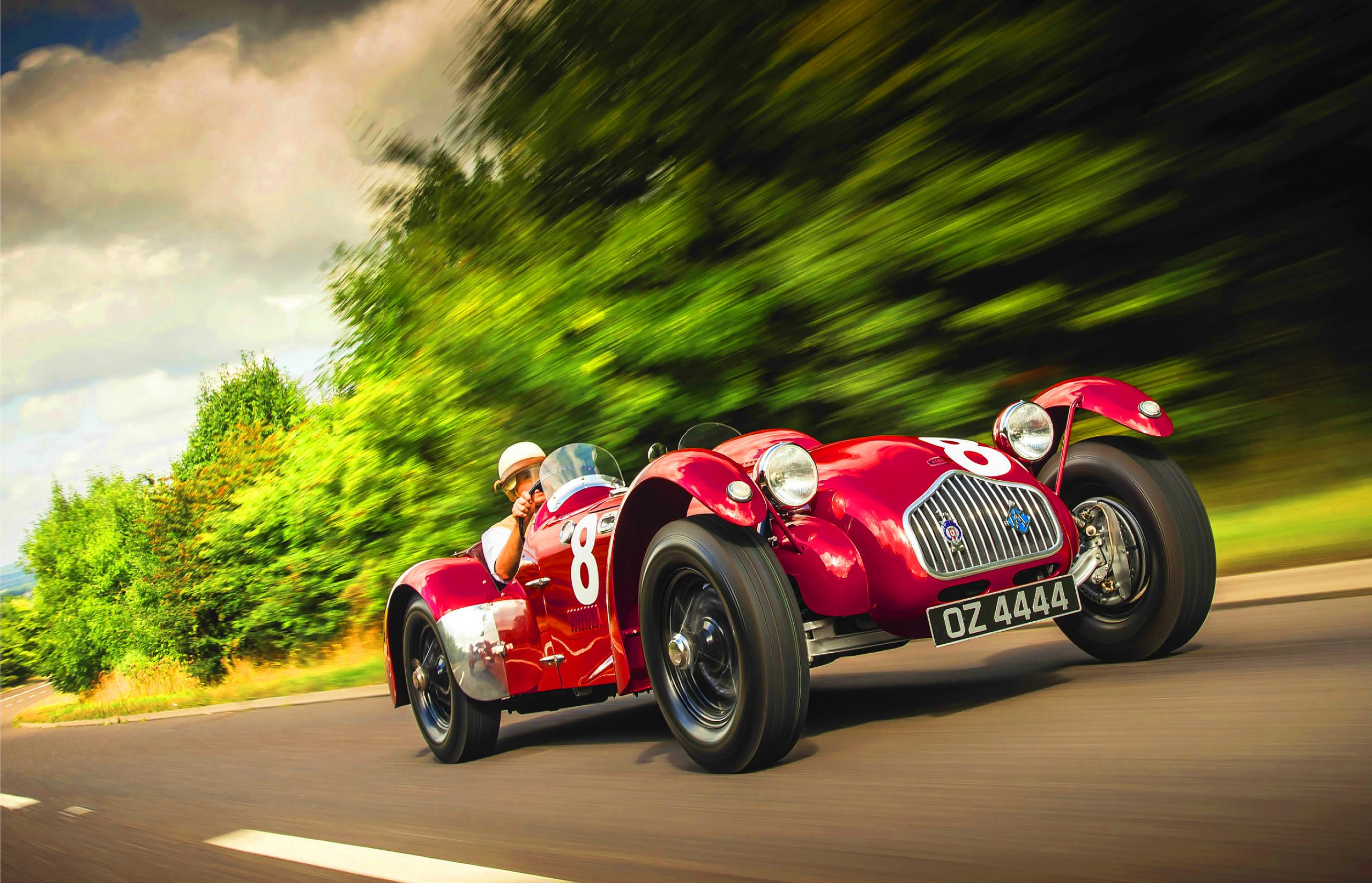 Allard J2 - from Clapham to Calcutta... and back