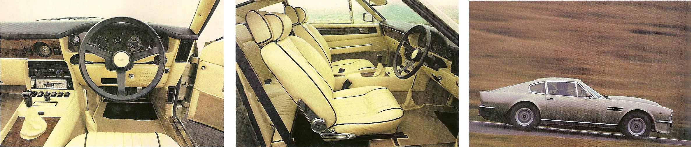 test Aston Martin Vantage