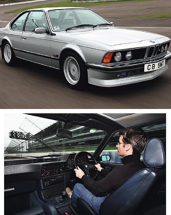 E24 M635CSi