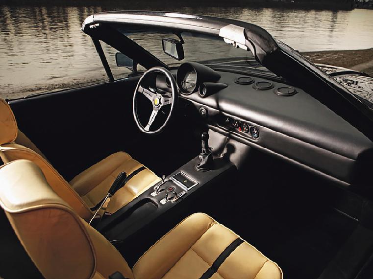 Ferrari 365 GT NART Spider 1969