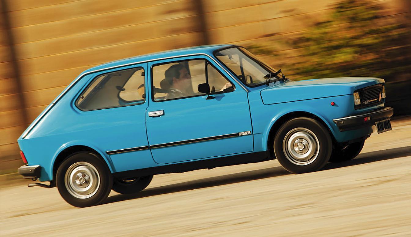 Fiat 127 TL test