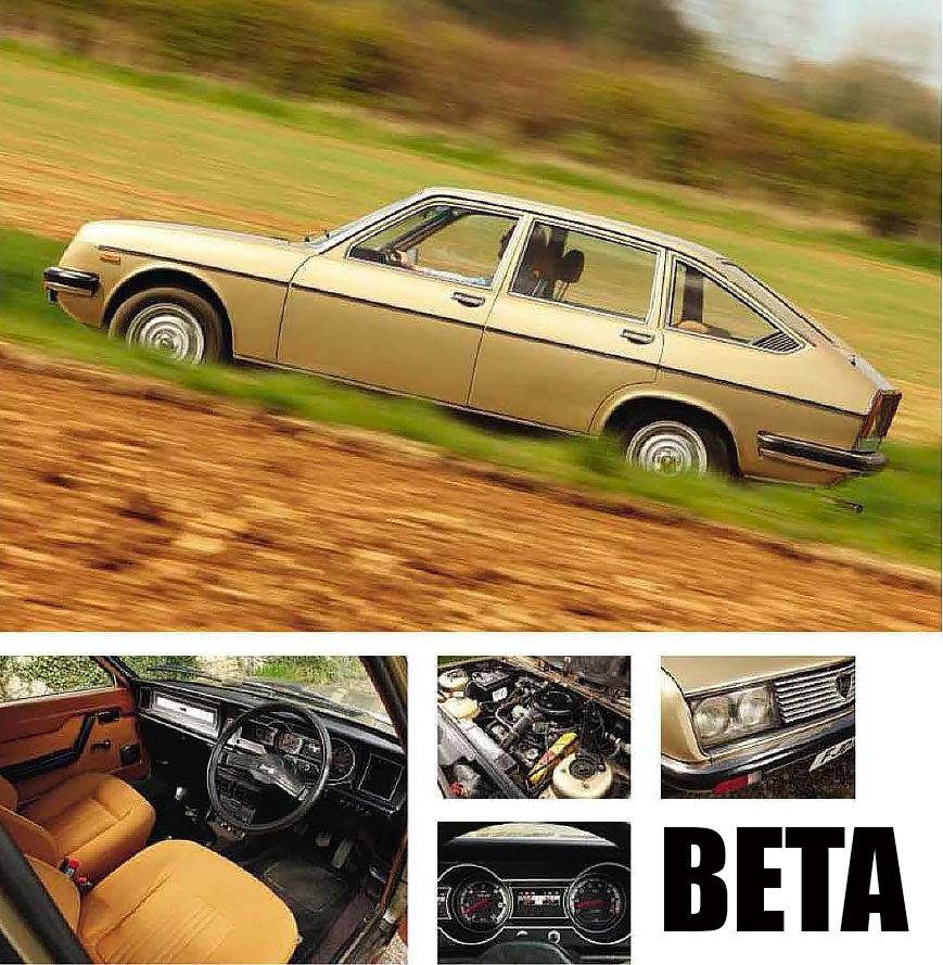 Lancia Beta 2000ES