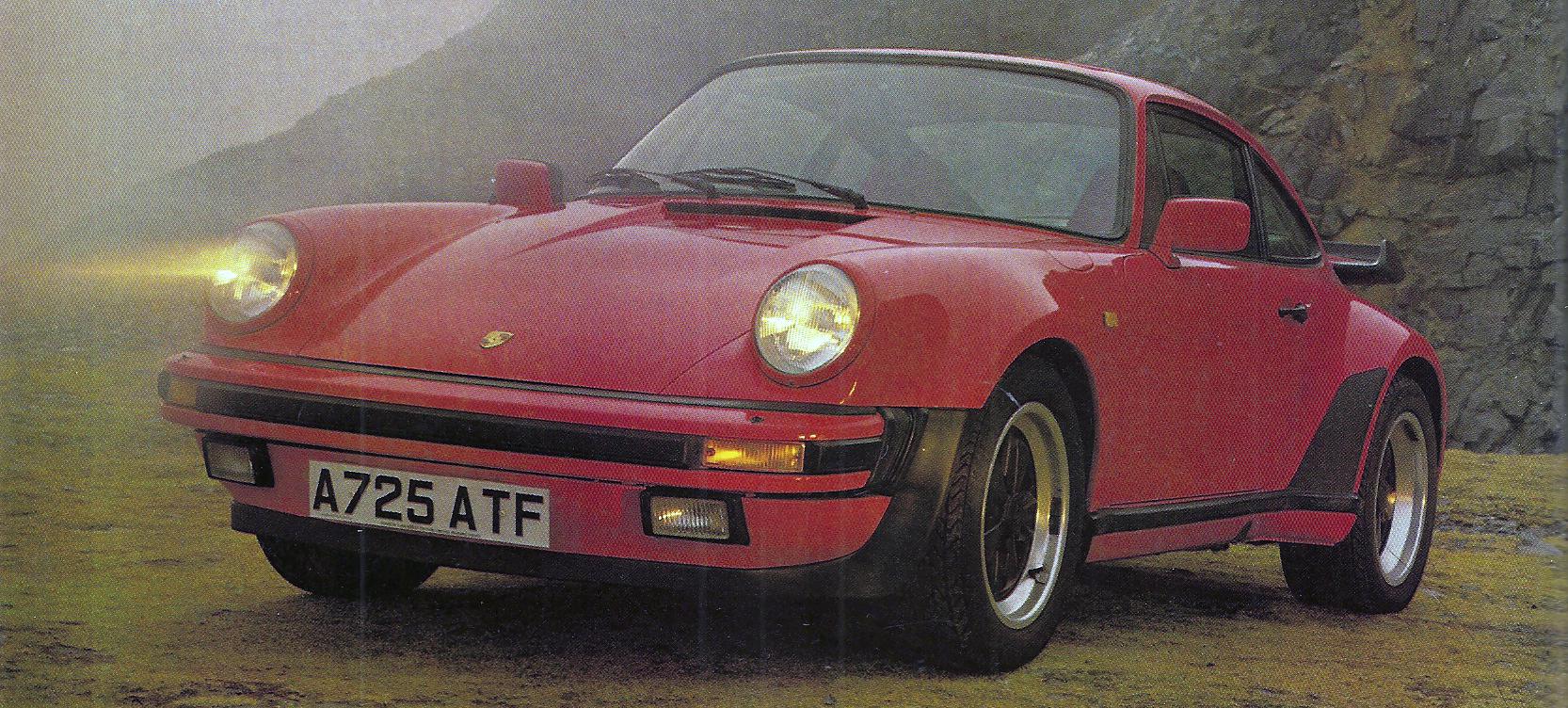 test Porsche 911 Turbo 930