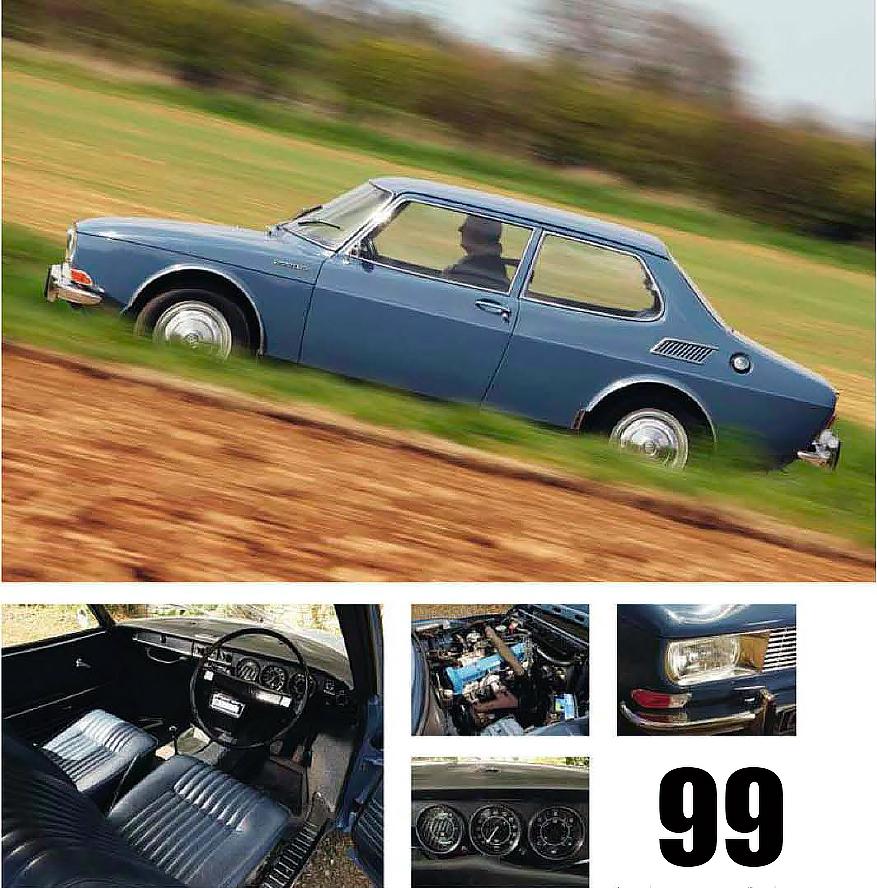 TEST-DRIVE SAAB 99