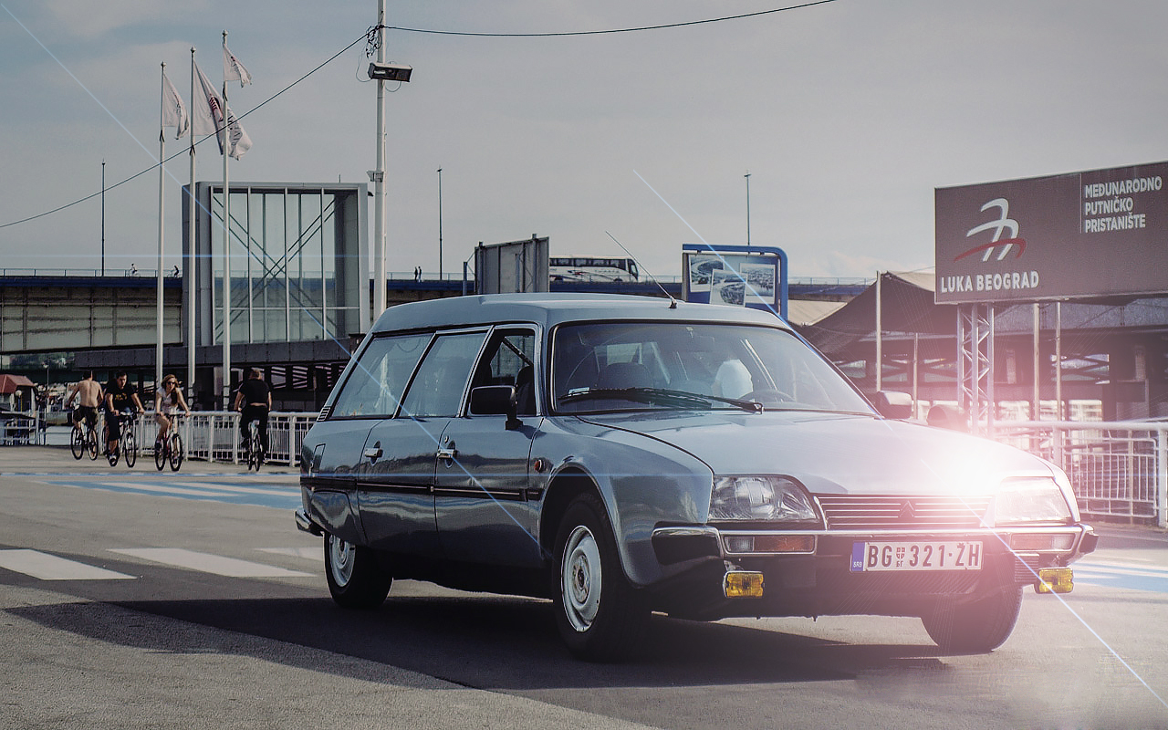 Citroen CX 2500 D Familiale