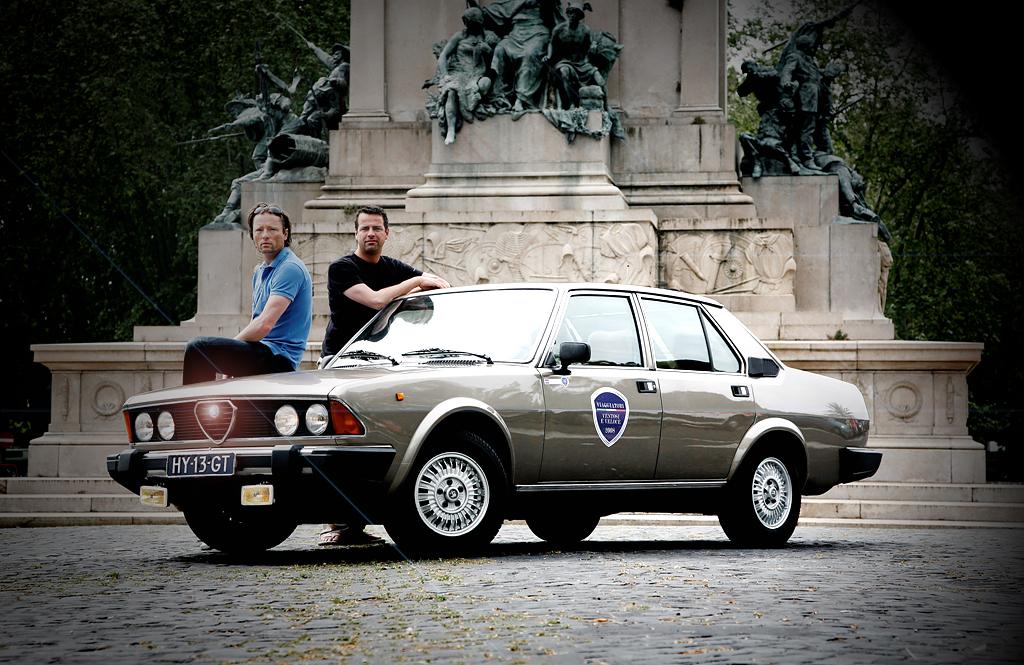 Alfa-Romeo Alfa 6 - road-test - drive-my-com