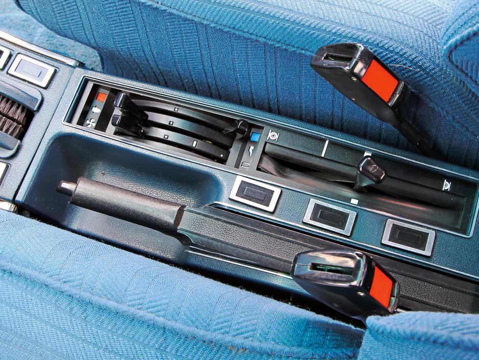 Citroen CX Pallas IE Automatic - test drive