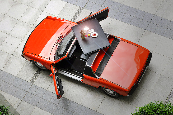Road test - Porsche 914