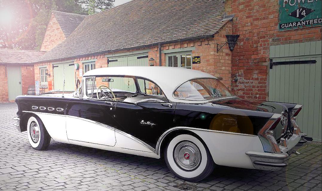 1956 Buick Century - acting on impulse