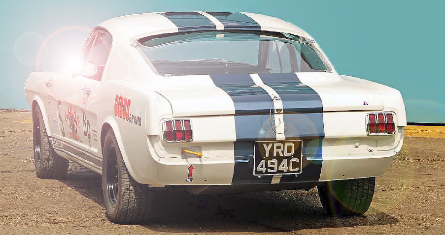 1965 Shelby Mustang GT350R - Tribute