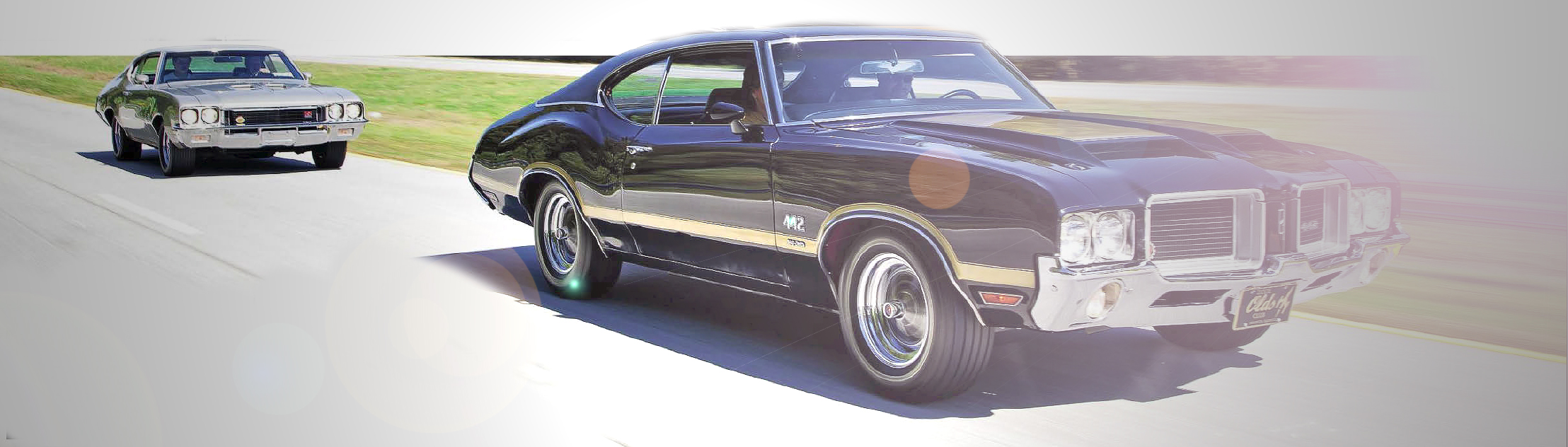 Giant test 1971 Oldsmobile 442 W-30 vs 1972 Buick GS 455