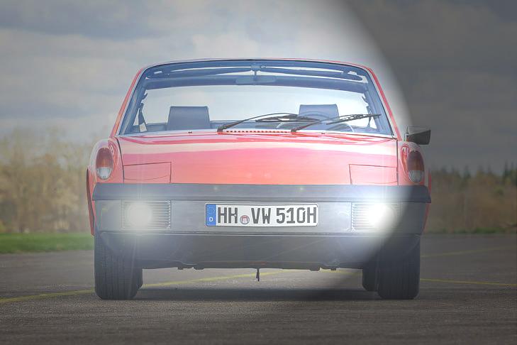 Road test - Porsche 914/4