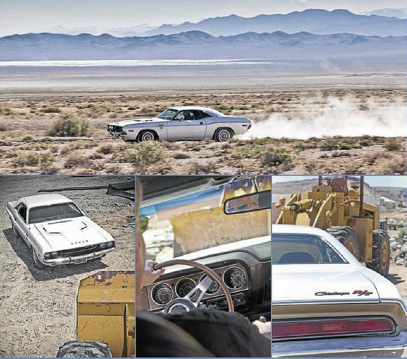 Returning to Vanishing Point - Dodge Challenger R/T 440