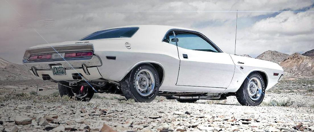 Vanishing Point - Dodge Challenger R/T 440