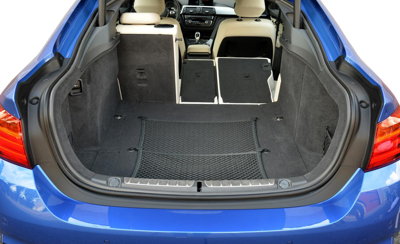 BMW четвертой серии Gran Coupe с заводским обозначением F36