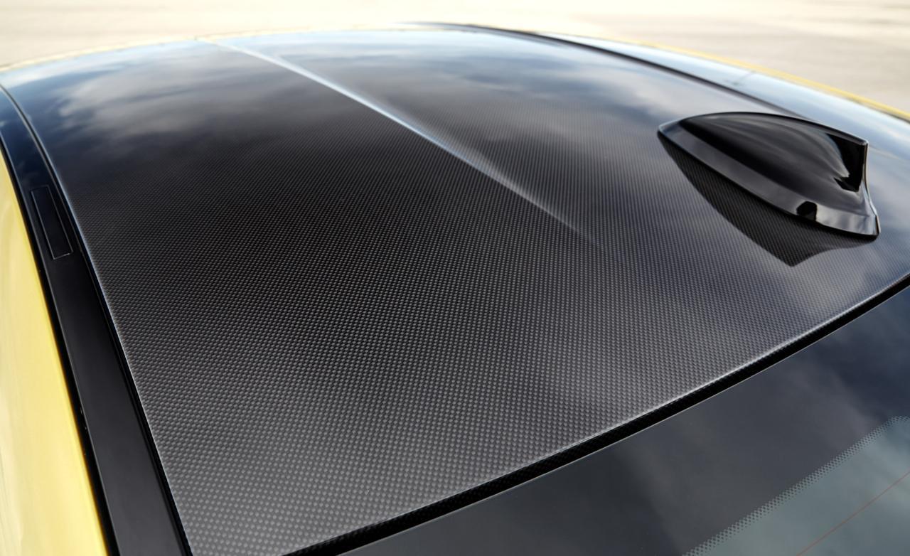 BMW M4 F82 карбоновая крыша