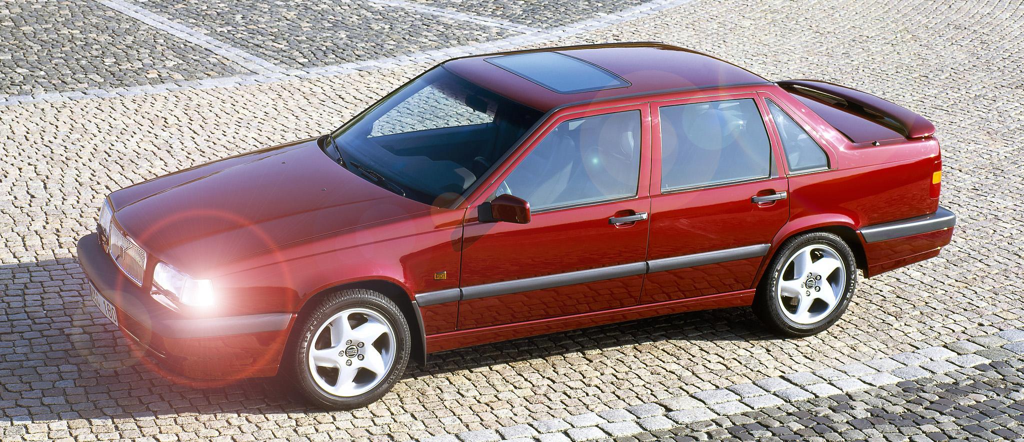 Volvo 850 T5 Turbo - test drive