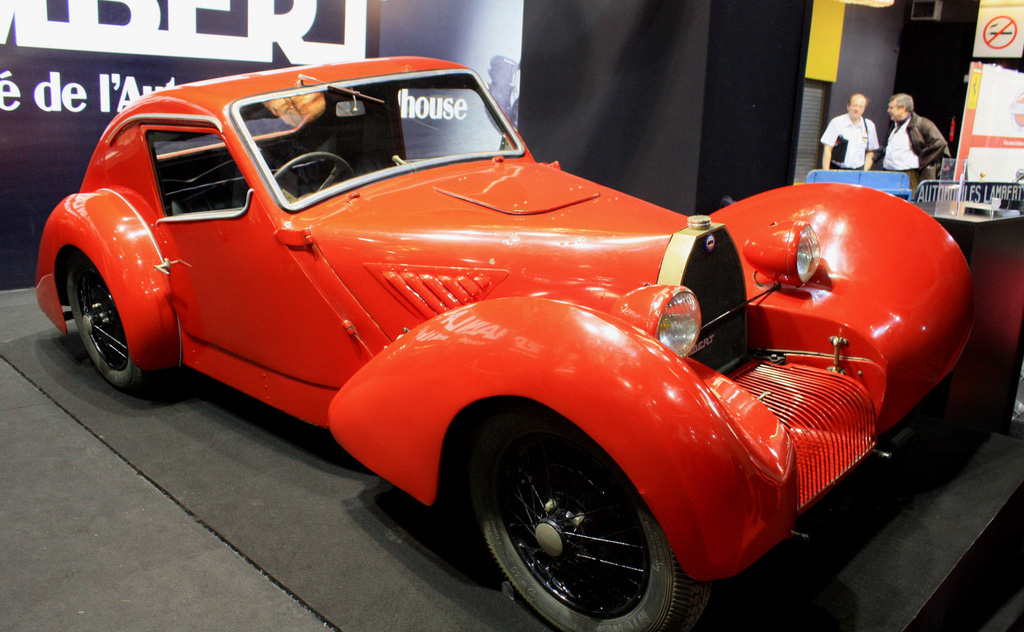 1948 Lambert 6CV Coupe