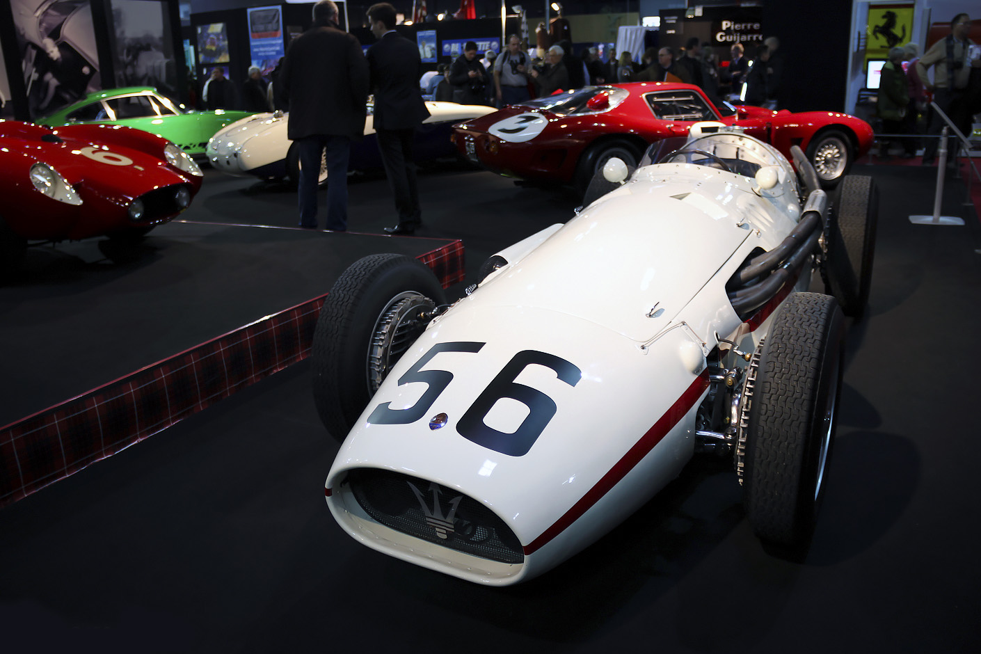 38th Retromobile 2013