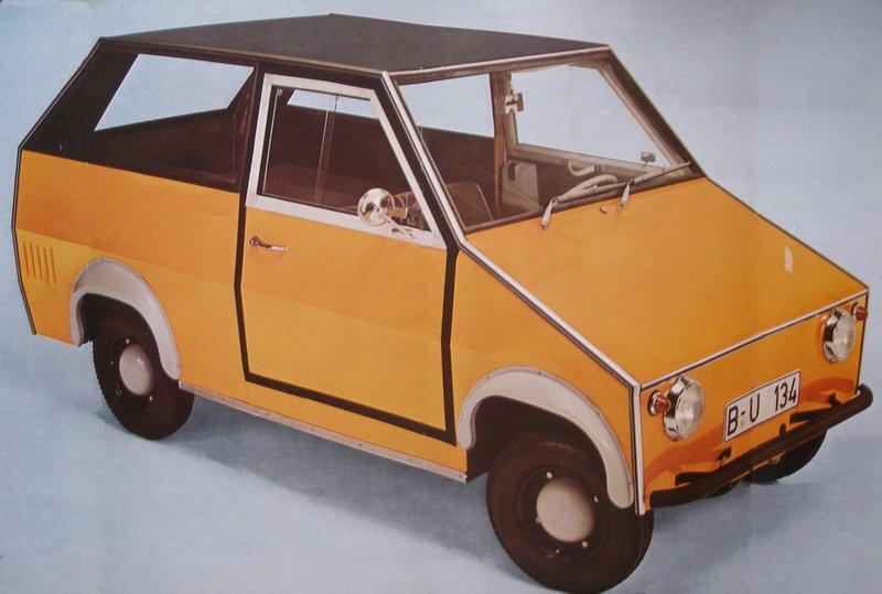 AWS Shopper 300 - 1972
