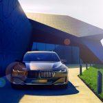 BMW Luxury Vision