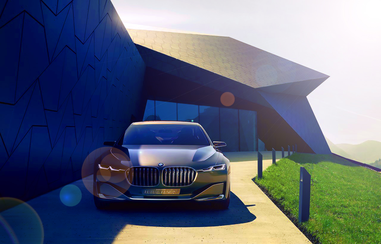 BMW Luxury Vision