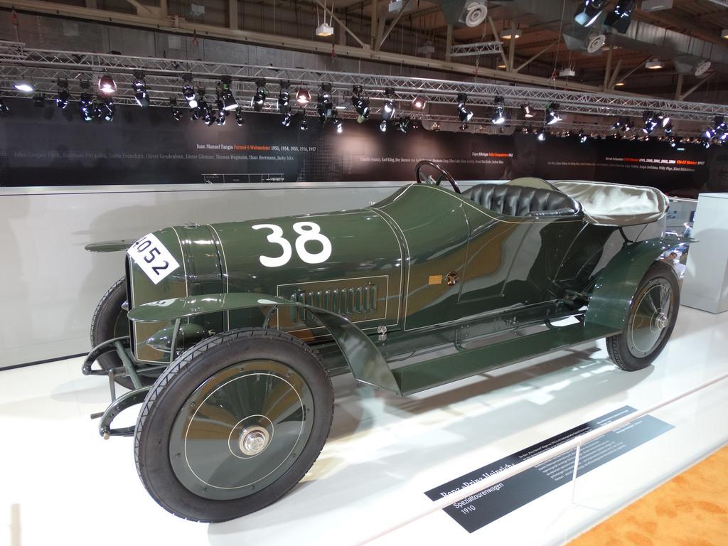 Benz 1910 2180