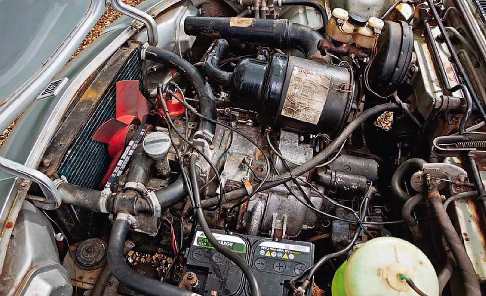 Wankel rotary engine - NSU Ro80