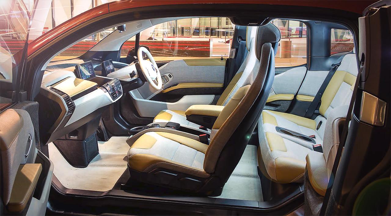 Test-drive BMW i3