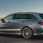 New Mercedes-Benz C-Class wagon S205