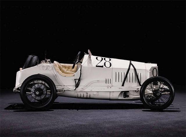1914 Mercedes Grand Prix Car