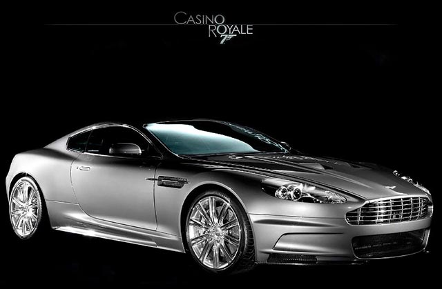 Aston Martin DBS Casino Royale