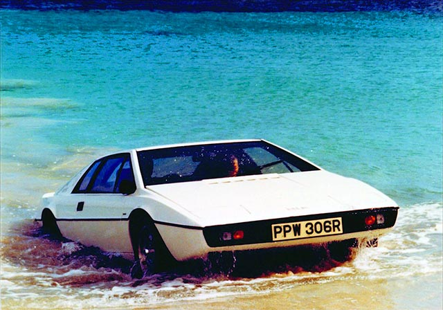 Lotus Esprit S1 The Spy Who Loved Me
