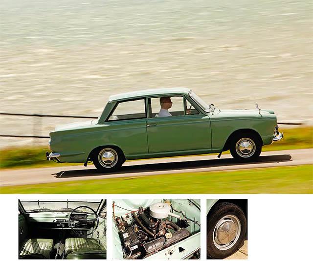 Ford Consul Cortina 1200