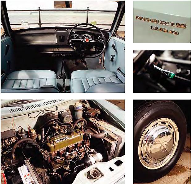 Morris 1100 De Luxe